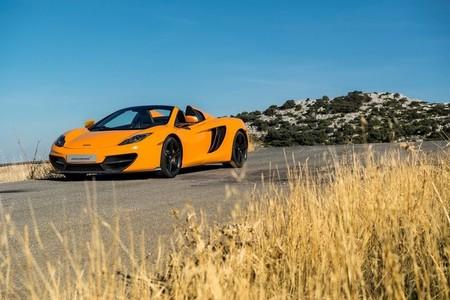 McLaren 12C - 50 Aniversario