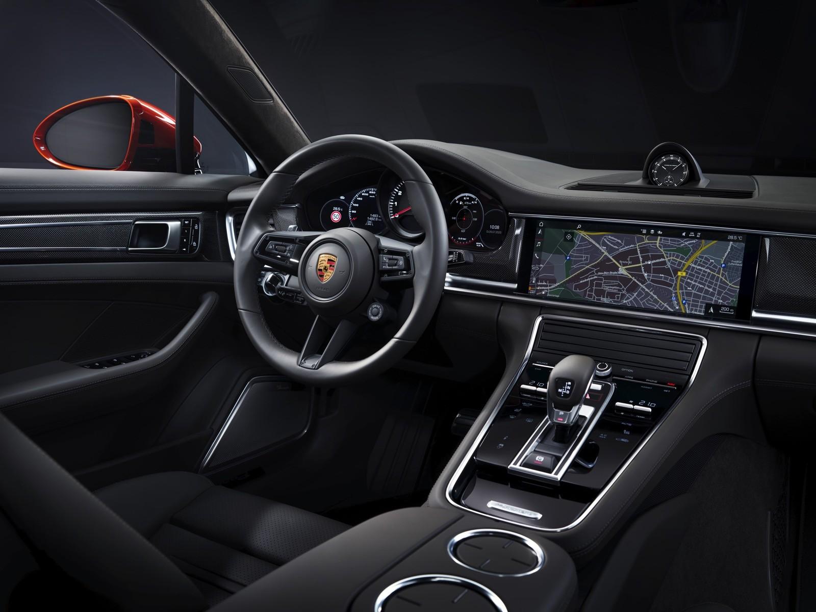 Foto de Porsche Panamera 2021 (52/57)