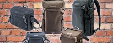 """Vanguard VEO GO, nueva familia de mochilas y bolsas de hombro para fotógrafos que busquen """"funcionalidad y estilo"""""""