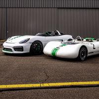 El Porsche Boxster Bergspyder estuvo a punto de producirse en 2015, pero nunca nos enteramos
