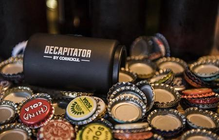Decapitator, el destapador ideal para toda ocasión