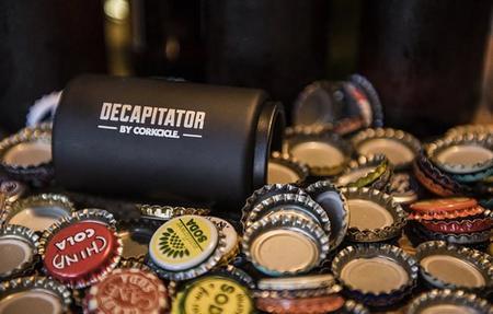 Decapitator, el destapador ideal para toda ocasión