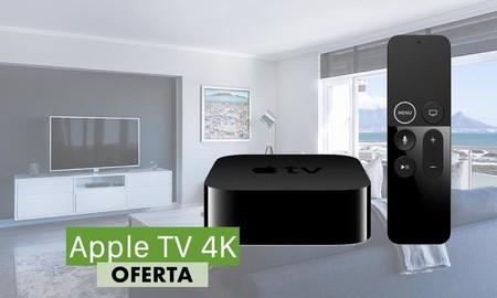 Más barato todavía: el Apple TV 4K de 32 GB, ahora, con el cupón PJUNIO10 de eBay baja hasta los 145,79 euros