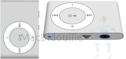 Llegan las primeras copias del iPod shuffle de 2ª generación
