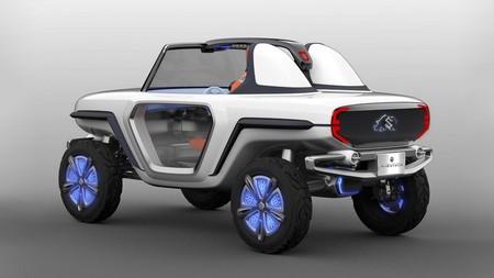 Suzuki E Survivor Concept 4