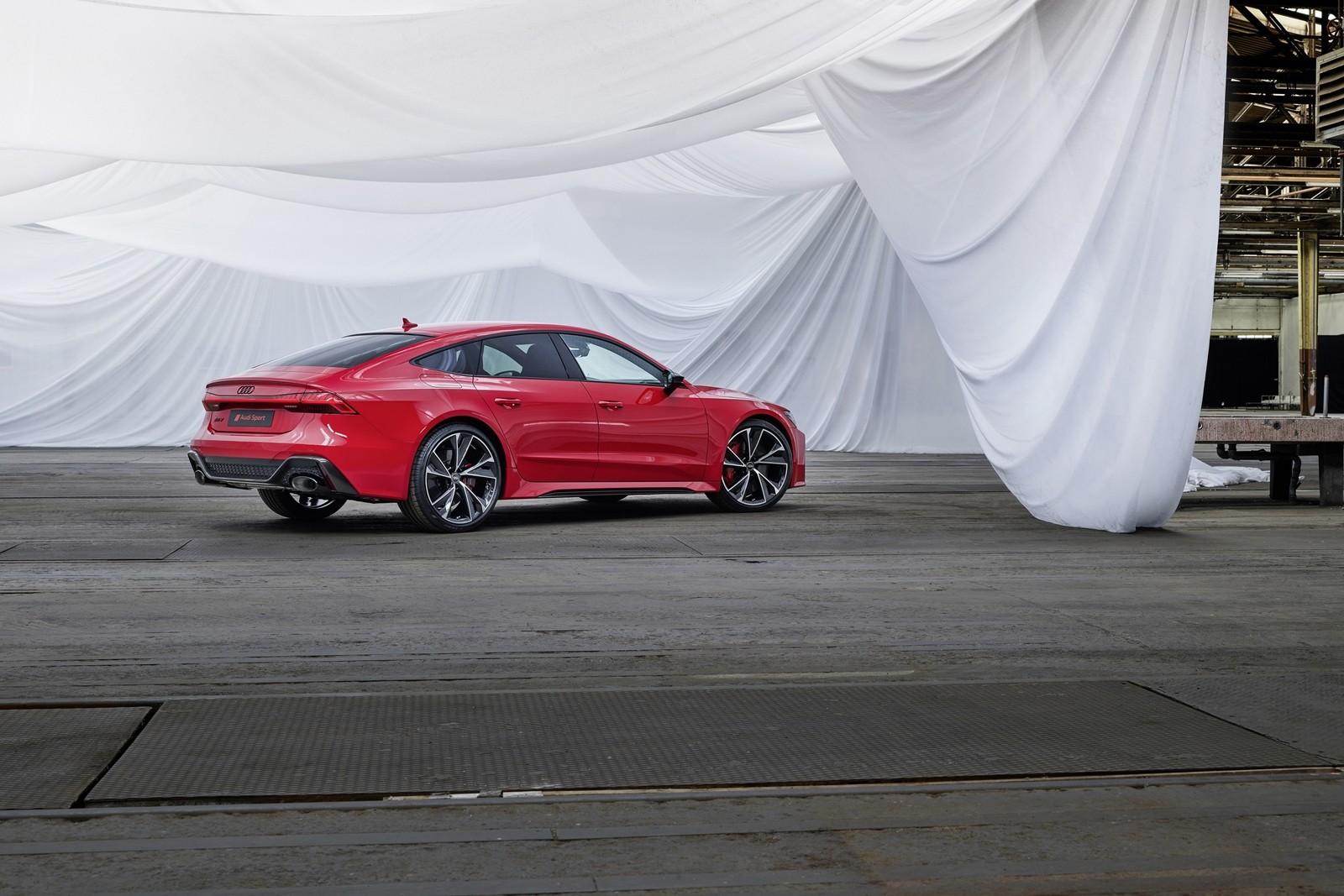 Foto de Audi RS 7 Sportback 2020 (36/44)