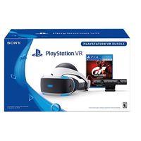 Pack Playstation VR con Gran Turismo Sport, de importación en eBay por sólo 239,99 euros