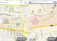 Google Maps para iOS ha sido descargado diez millones de veces en 48 horas