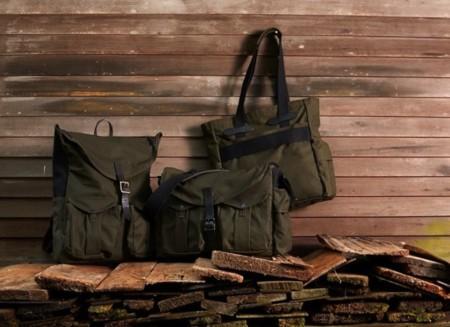 Filson colabora con los fotógrafos de Magnum para su nueva línea de bolsas