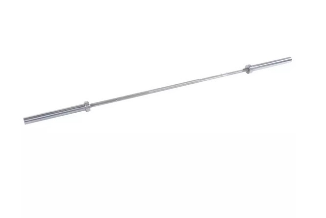 Barra de halterofilia 20 kg, Cross training musculación diámetro 50 mm
