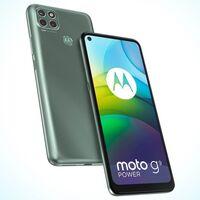 Motorola Moto G9 Power, una batería con móvil que no prescinde de triple cámara ni de carga rápida