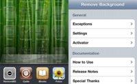 Remove Background, cómo cerrar todas las aplicaciones en segundo plano de iOS con una sola acción