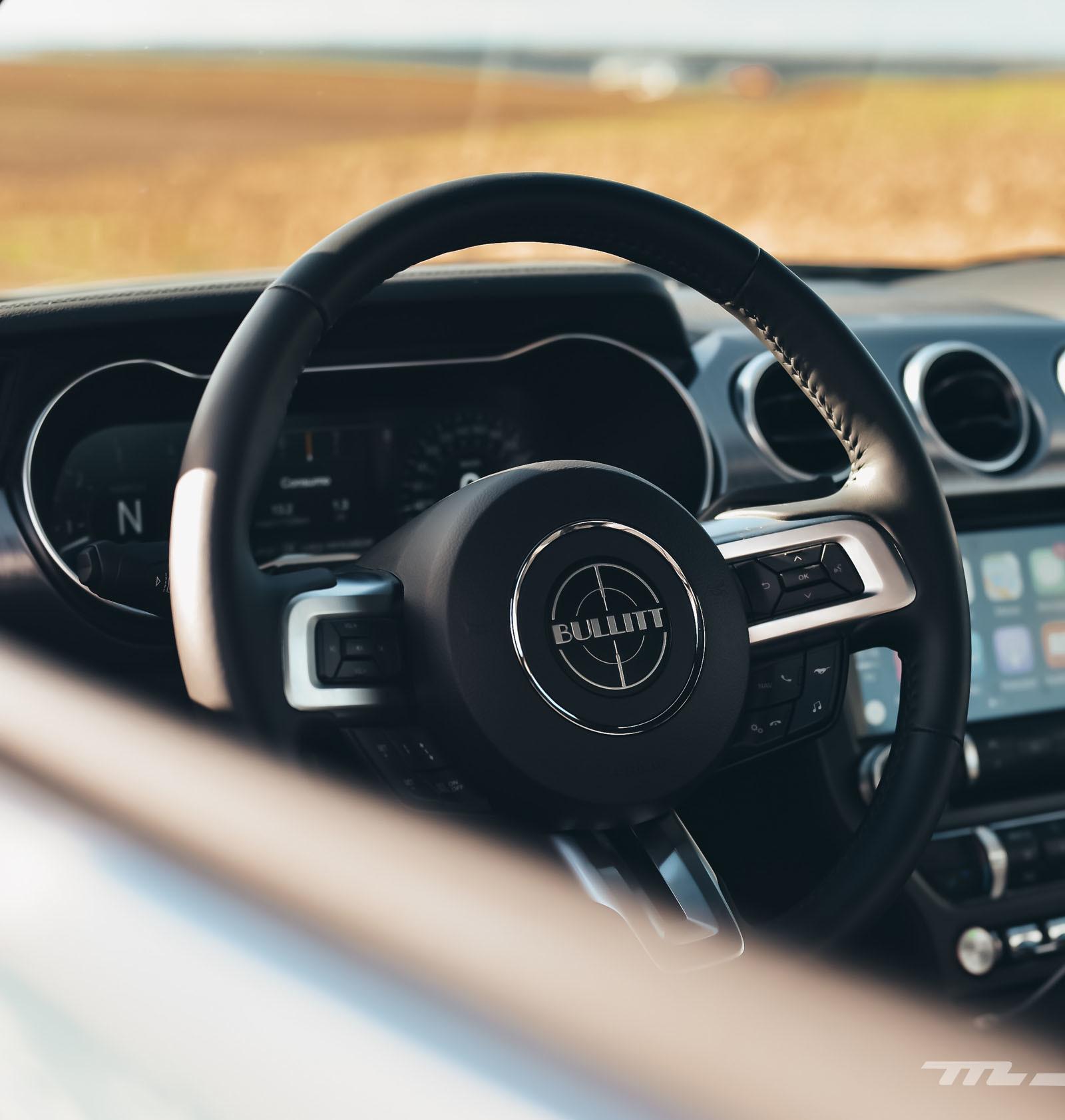 Foto de Ford Mustang Bullitt (prueba) (12/45)