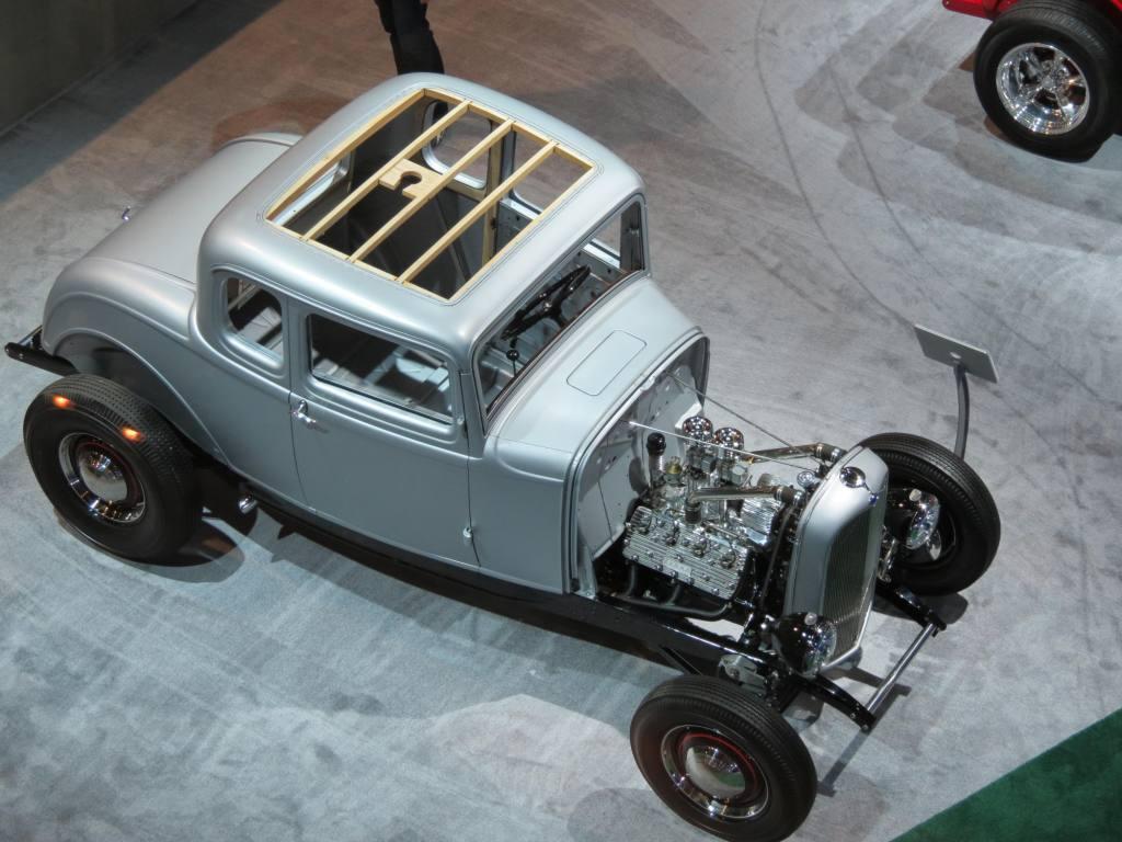 Foto de Ford Coupé 1932 (3/4)