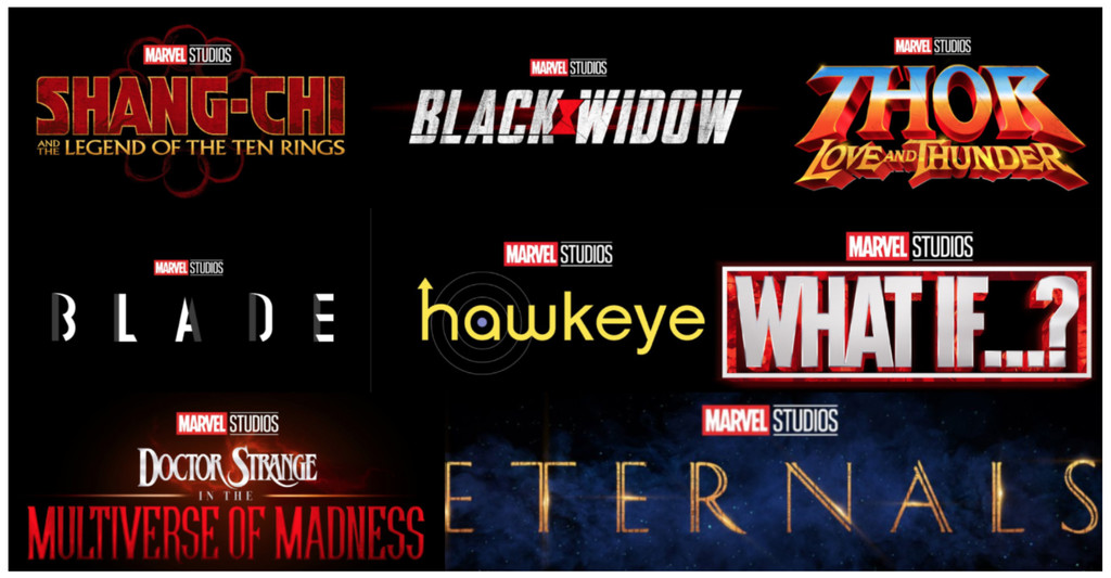 All the confirmations of the Phase Four of Marvel: