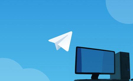 Así funciona el reenvío de mensajes en Telegram, donde reportarlos no es más difícil que en WhatsApp, sino más fácil