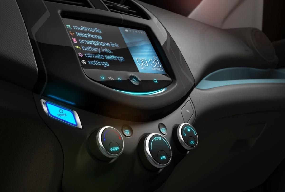 Foto de Chevrolet Spark EV (10/20)