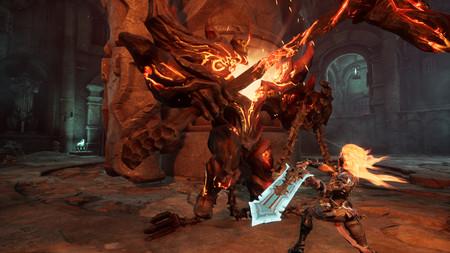 Darksiders III recibirá una actualización que reducirá su dificultad más todavía en su modo más fácil