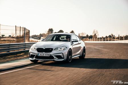 BMW M2 Competition en marcha