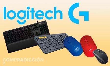 Ratones y teclados Logitech: los mejores periféricos para PC a los mejores precios esta semana en Amazon