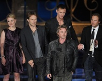 Los vampiros triunfan en los premios Spike TV's Scream 2009