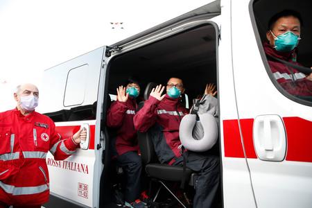 China Paramedicos