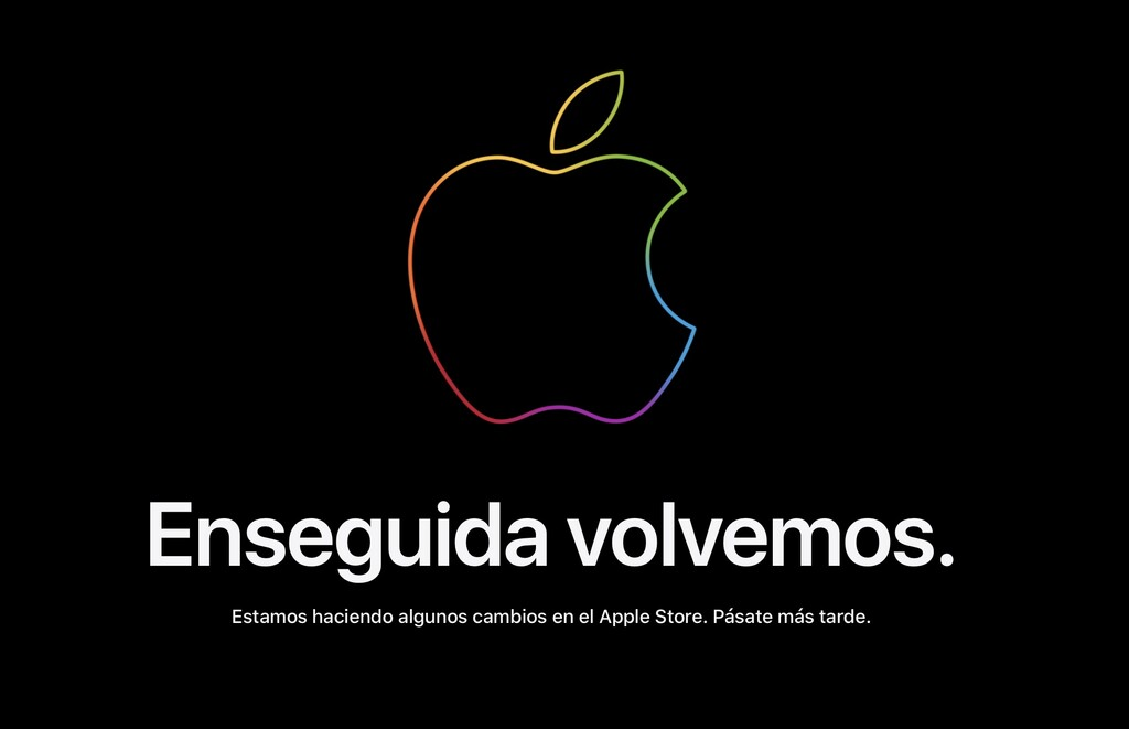 La Apple™ Store sella unas horas anteriormente del suceso de los MacBook con Apple™ Silicon