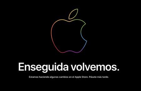 La Apple Store cierra unas horas antes del evento de los MacBook con Apple Silicon