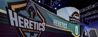Heretics cae eliminado del CWL Fort Worth de CoD logrando un meritorio 7/8º puesto