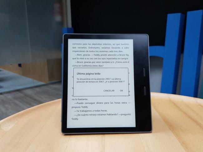 Kindle frontal