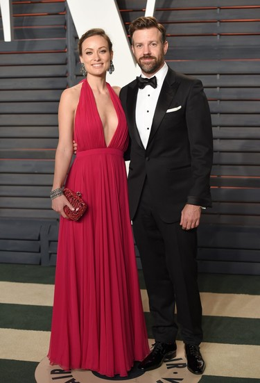 Olivia Wilde y Jason Sudeikis  también se han animado con la segunda criatura