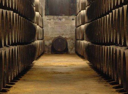 El vino de Jerez: La crianza