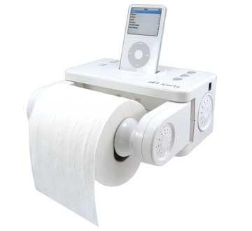 iCarta en tu baño, no sin mi iPod