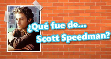 ¿Qué fue de... Scott Speedman?