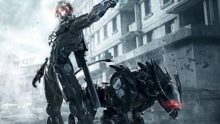 Metal Gear Rising: Revengeance llega a Android, más específicamente para Nvidia Shield TV