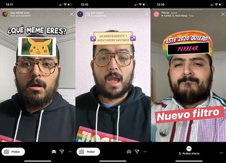 Que Meme Eres Filtro De Instagram