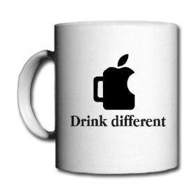 iTaza (Drink Different)