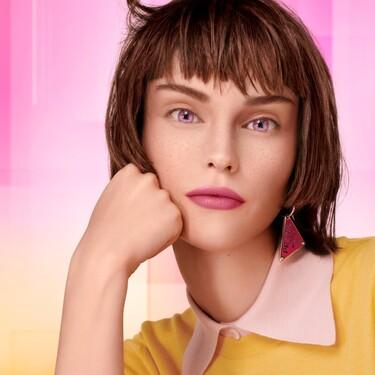 Prada lanza una original campaña de su mítico perfume Candy con una modelo creada de forma virtual