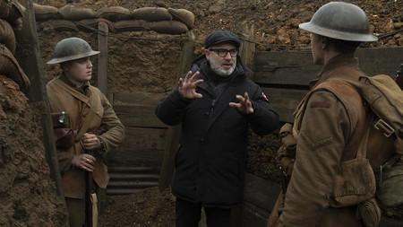 Globos de Oro 2020: Sam Mendes es el mejor director por '1917'