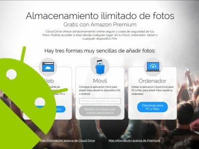 Amazon Premium Fotos, comparativa: ¿cuales son sus ventajas respecto a la competencia?