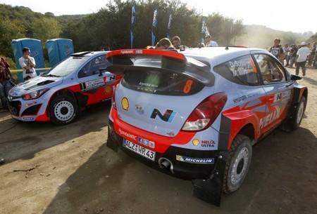 Juho Hänninen estará en el Rally de Polonia, Dani Sordo en Goodwood