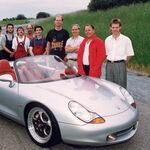 25 años del Porsche Boxster: sus creadores nos cuentan cómo se fraguó el coche que salvó a Porsche de la bancarrota