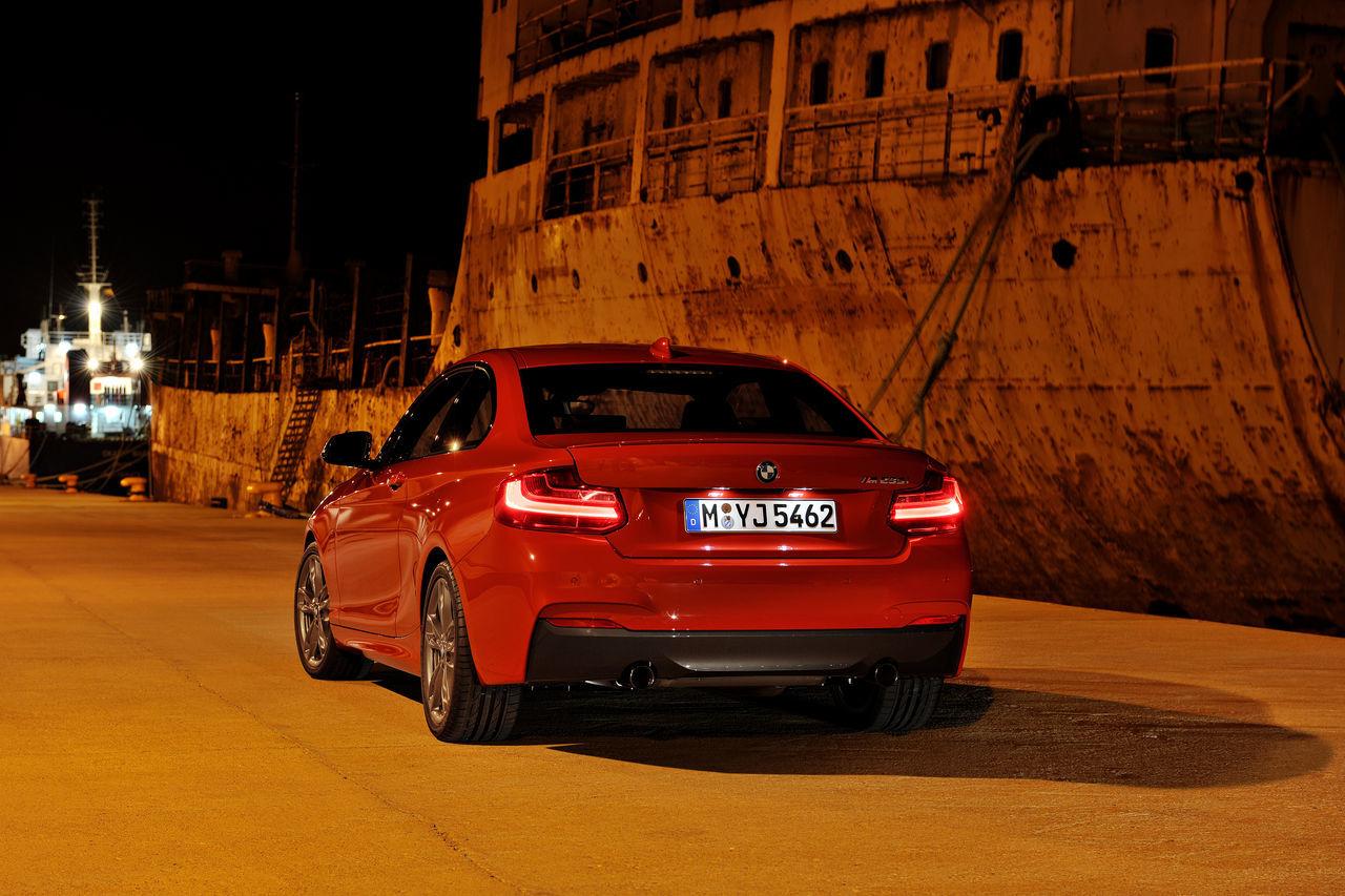 Foto de BMW Serie 2 Coupé (13/55)