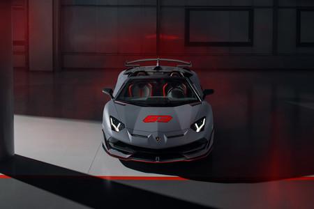 Lamborghini Aventador SVJ 63 Roadster y Huracán EVO GT Celebration