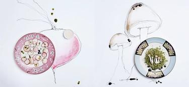 Arte en el plato por Andrea Bricco