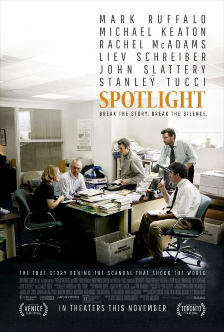 Nuevo póster de Spotlight