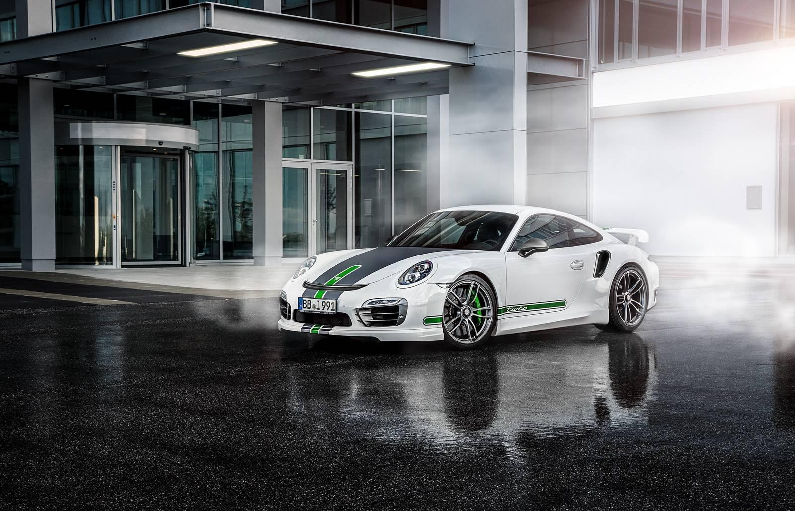 Foto de TechArt Porsche 911 Turbo y Turbo S (1/6)