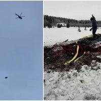 Apuestas nivel Rusia: si pierdes se achatarra tu Mercedes-Benz Clase G desde un helicóptero