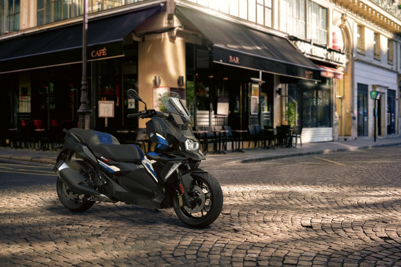 Foto de BMW C 400 X y C 400 GT 2021 (6/44)