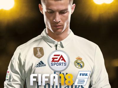 Es oficial: Cristiano Ronaldo será la imagen de FIFA 18 y ya puedes verlo en el primer tráiler del juego